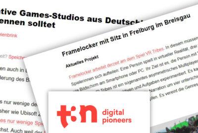 Innovatives Game-Studio